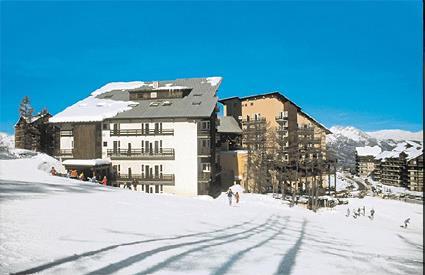 Village Club Léo Lagrange / Risoul / Hautes Alpes - Magiclub