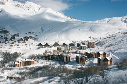 Rsidence les 4 valles saint francois longchamp savoie for Bus saint avre la chambre saint francois longchamp