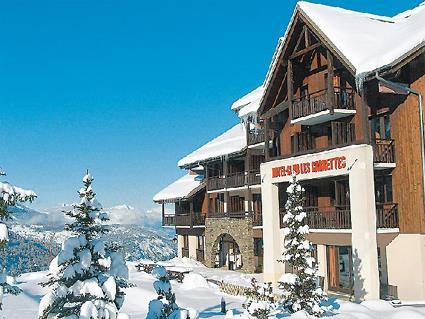 Hotel Les Carrettes (Valmeinier, France) - Hotel Reviews - TripAdvisor