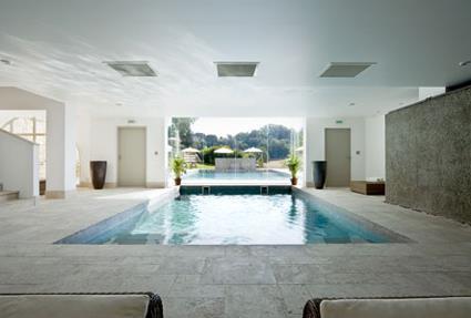 spa par l 39 occitane le couvent des minimes hotel spa 4 mane en provence paca. Black Bedroom Furniture Sets. Home Design Ideas