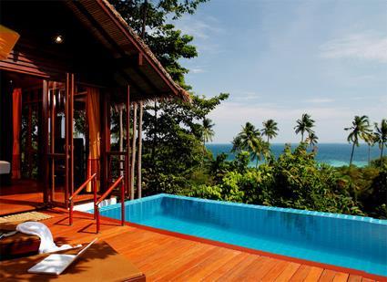 photo hotel de luxe koh phi phi