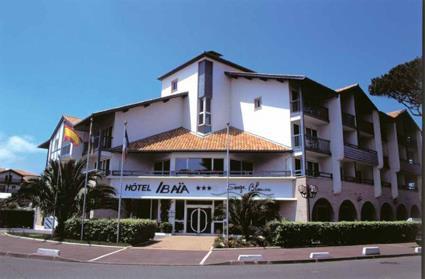 Hotel serge blanco for Appart hotel hendaye