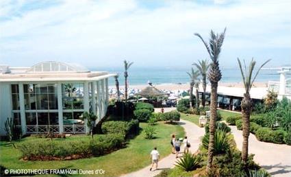 Spa Maroc Les Thermes Des Arganiers Hotel Les Dunes D