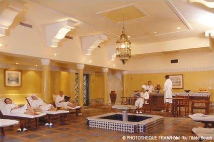 Spa Maroc / Hotel Tikida Beach 4 **** / Agadir / Maroc - Magiclub