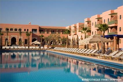 Spa maroc les thermes des oliviers hotel les jardins de l 39 agdal 5 marrakech maroc - Les jardins de l agdal marrakech ...
