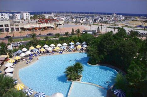 Spa tunisie hotel laico karthago hammamet 5 for Salon 5 etoiles tunisie