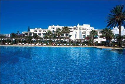 Spa tunisie hotel hasdrubal thalassa spa 4 port el kantaoui tunisie magiclub voyages - Hasdrubal port el kantaoui ...