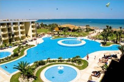 Spa tunisie royal elyssa spa cinq mondes et thalasso for Salon 5 etoiles tunisie