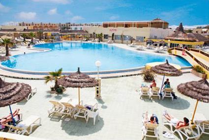 Hotel club looka beach azur 3 borj cedria tunisie for Club azur magog piscine
