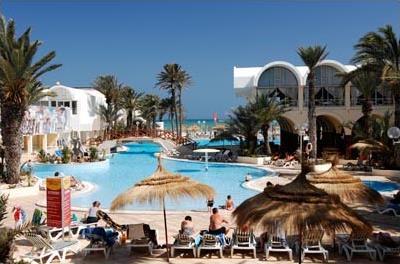 dahlia tunisie