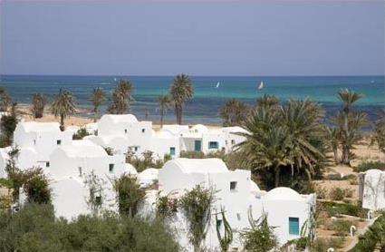 golf beach tunisie