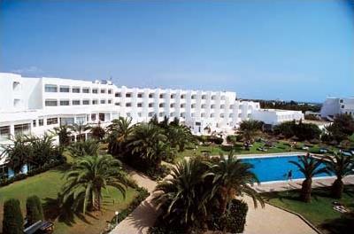 hotel club coralia palm 4 hammamet tunisie magiclub voyages