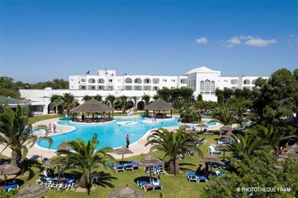 hotel thalassa shalimar 4 hammamet tunisie magiclub voyages. Black Bedroom Furniture Sets. Home Design Ideas