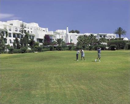 Hotel hasdrubal thalasso spa 4 port el kantaoui tunisie magiclub voyages - Hasdrubal port el kantaoui ...