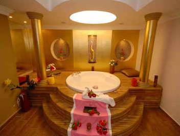 Hotel kadikale 5 bodrum turquie magiclub voyages for Accessoire salle de bain hotel