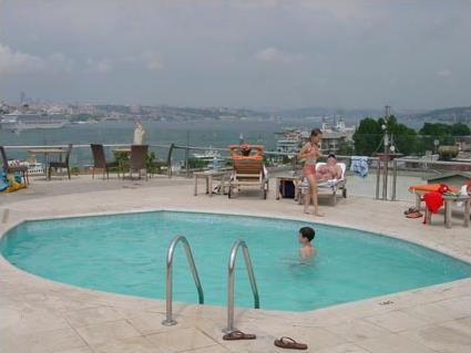 Hotel orsep royal 4 istanbul turquie magiclub voyages - Piscine istanbul ...