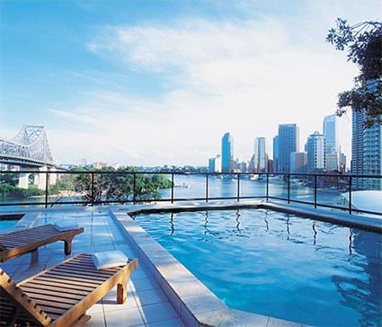 Brisbane en appart hotel 3 brisbane queensland du for Appart hotel sud