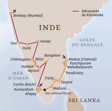 Inde Du Sud Les Circuits 192 Travers L Inde Du Sud