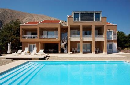 Croatie location de vacances 5 pag bosana la baie de kvarner magiclub voyages - Demeure de charme dom architecture ...