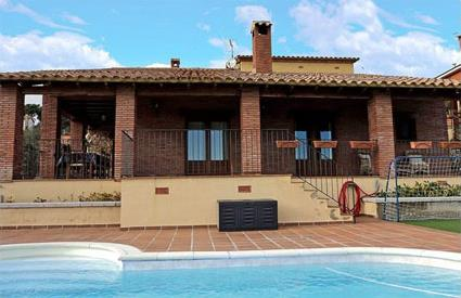 Espagne location de vacances 4 blanes majorque magiclub voyages - Villa avec piscine privee espagne ...