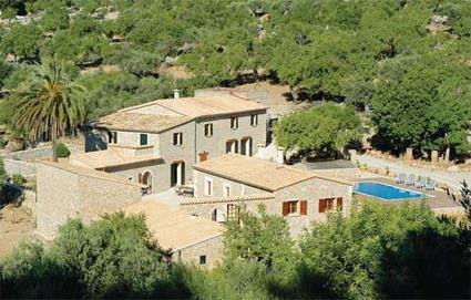 Espagne location de vacances 4 estellencs for Villa avec piscine espagne