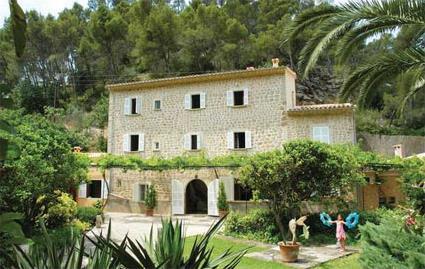 Espagne location de vacances 4 port sller for Villa avec piscine privee en espagne