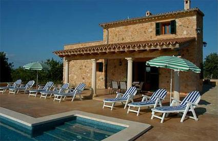 Espagne location de vacances 4 santa eugenia - Villa espagne avec piscine privee ...