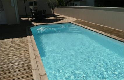 France location de vacances 5 gujan mestras for Piscine spa gujan mestras