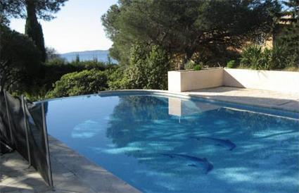 France location de vacances 4 sainte maxime var - Residence vacances var avec piscine ...