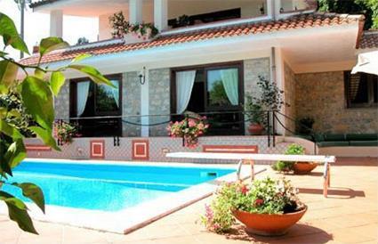 Italie location de vacances 4 scario campanie for Location maison piscine italie