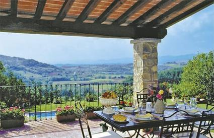 Italie location de vacances 5 dicomano toscane for Location maison piscine italie